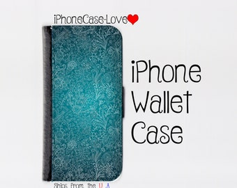 iPhone 7 Plus Case - iPhone 7 Plus Wallet Case - iphone 7 Plus - iPhone 7 Plus Wallet