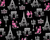C'est La Vie Paris Fabric