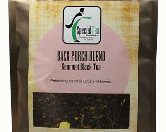 Back Porch Blend, Black Tea, 20 Tea Bags