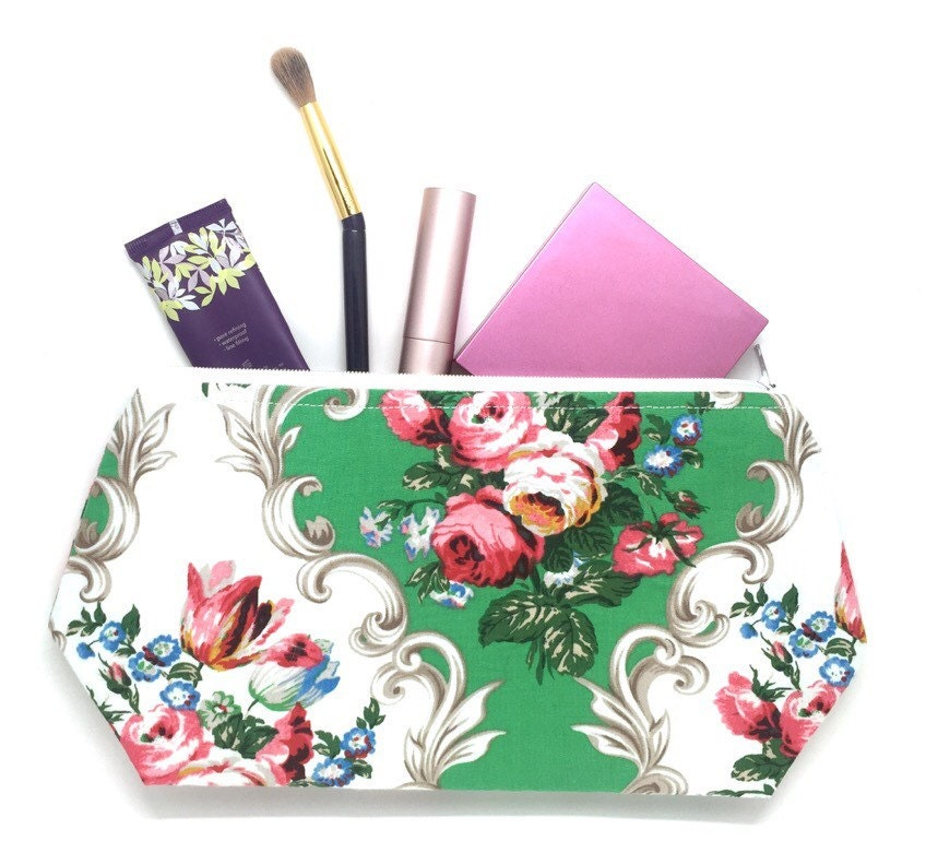 Shop for floral cosmetic bags online at Target. Free shipping on purchases over $35 and save 5% every day with your Target REDcard.