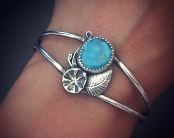 RESERVED - turquoise bracelet