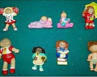 1980's Original Cabbage Patch Figurines
