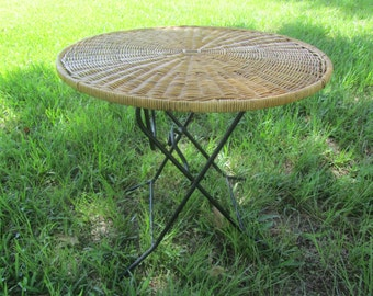 Vintage Metal Table Legs Etsy