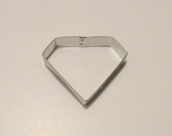 """3.5"""" Diamond / Jewel Cookie Cutter"""