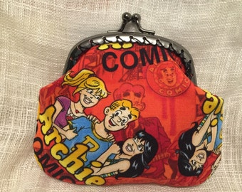 Archie Comics Coin Purse