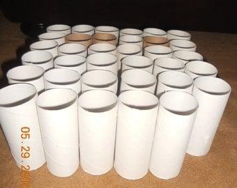 Empty Toilet Tissue Rolls