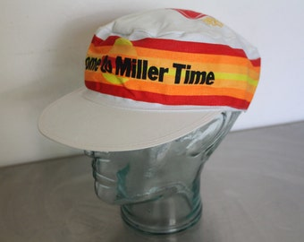 Vintage 70s/80s Miller High Life Welcome to Miller Time Cap