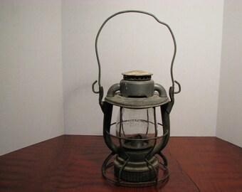 Vintage Dietz N.Y.C.S Lantern