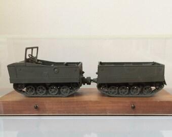 Wartime transport vehicle model