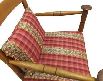 Bouncing Rocker Paoli Lounge Chair Mid Century Modernarm