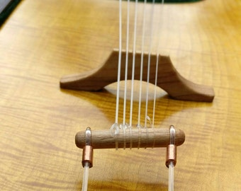 Lyre Tailpiece replacement.