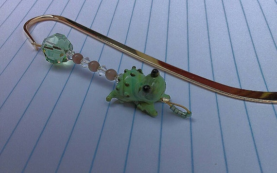 Toad Bookmark, Prince Charming, Bookworm Gift Book Club, Frog and Toad Lover