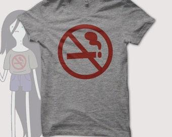 Marcy No smoke - T-Shirt