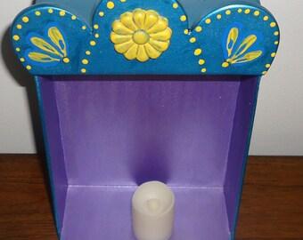 Handmade Nicho,  Shrine or Altar