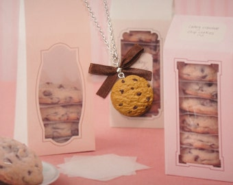 necklace cookie