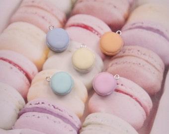 charms sweet macarons