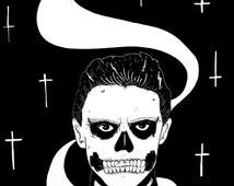 Death Is In Love With Us - Evan Peters - American Horror Story