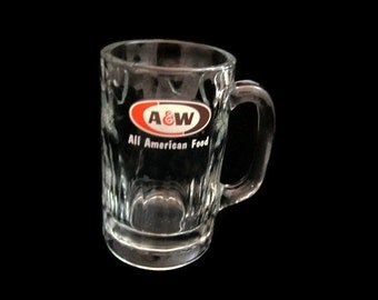 A & W Root Beer Mug - 12 Ounce Size
