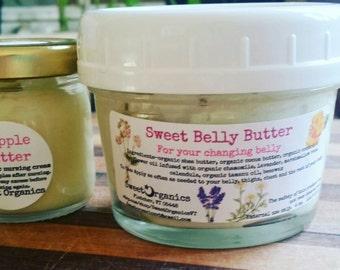 Sweet Belly Butter- Organic Pregnancy body butter