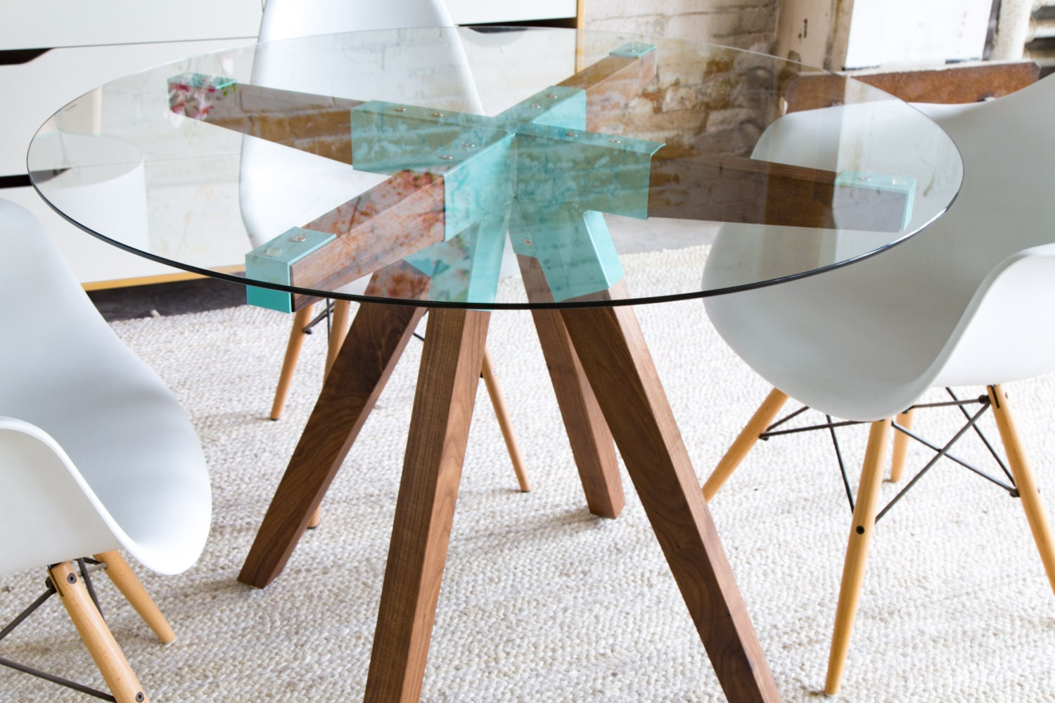 round dining table round kitchen table Round Dining Table Glass Dining Table Dining Table Round Glass Dining Table Cafe Table Small Glass Table Kitchen Table The Maui