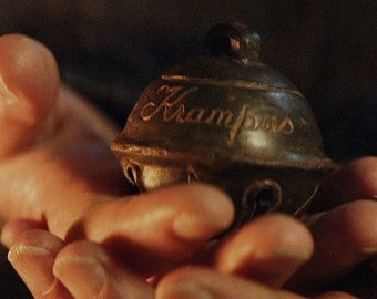Krampus bell inspired by the movie