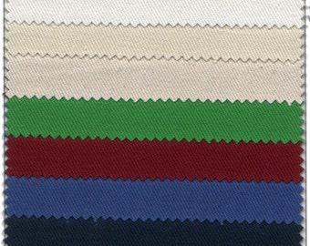 "100% Cotton Bull Denim Fabric 60"" Wide - 20 Yard Bolt"