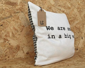 Holster cushion We are Small in a big way