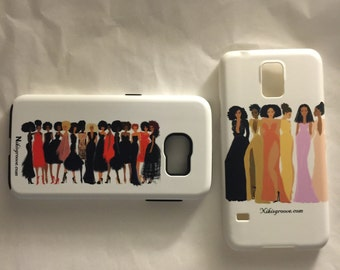 Samsung Galaxy 5 and 6 phone cases