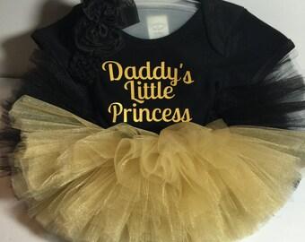 Daddy's Little Princess Tutu Set