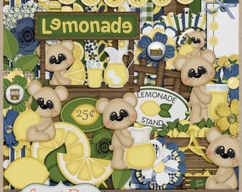 Sunshine & Lemonade Digital Kit