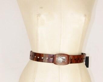Wooden Dragon Belt