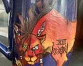Red XIII Final Fantasy VII