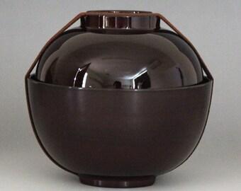 Japanese Bento Lunch Box Bowl Shape