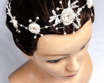 Jewelry-Wedding Crown wedding 'Elodie'