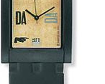 DADA Zuri Swatch Art Watch. Cult item.