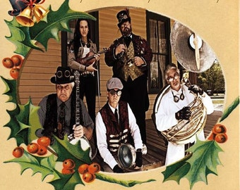 A Steampunk Holiday CD