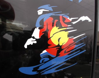 Colorado Vinyl Decal #12