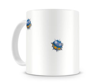 Sticky Bomb Red/Blu - 11oz Mug