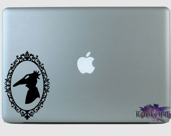 Husband Ghost From Beetle Juice Car Decal
