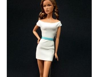 Dolls dress for FR,Silkstone, all barbie doll No.025