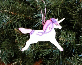 UnicornCookie Ornament
