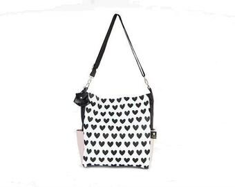 Diaper bags ,Diaper bag ,Baby girl gift, Diaper bags for girls, Diaper bag purse, Baby girl diaper bag, Crossbody bag , weekender