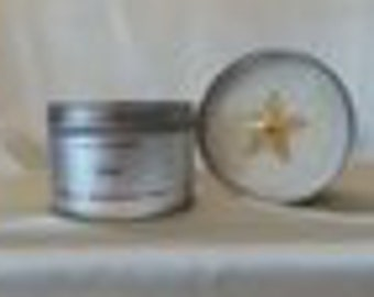 Diva Soy Wax Candle Tin