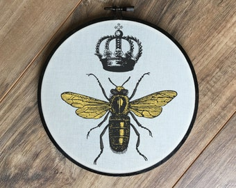 Queen Bee hoop, bees, honey bee, queen bees, royal