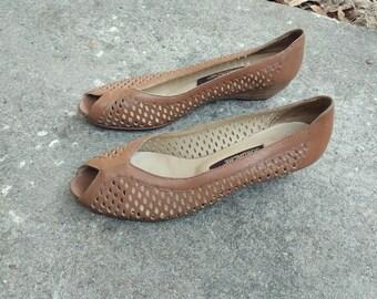 Jordache Wedges (9.5M). Wedge Shoes. Vintage Wedges. Vintage Shoes.