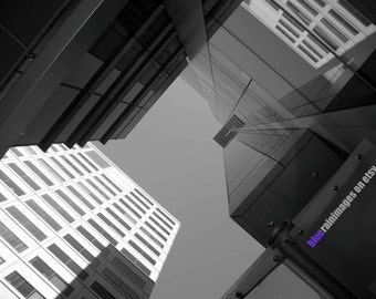 The Camera Eye, Cityscape, Urban Photography, City Art, Urban Art, Black And White Art