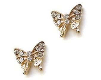 Nail Art Charm ROYAL BUTTERFLY