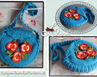 Circle Purse Crochet Pattern