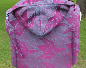 Add Ons for Custom Wrap Conversion Baby Carrier