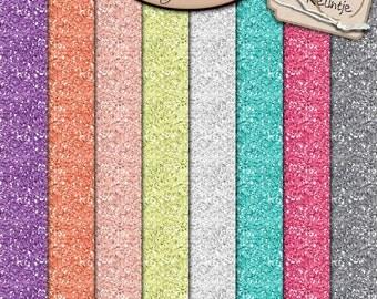 Digital Scrapbook: Paper, Glitter, Drama Queens